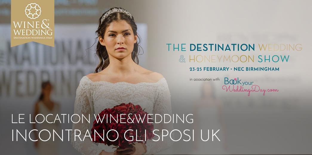 The Destination Wedding & Honeymoon Show