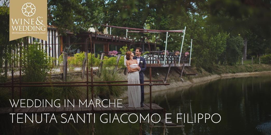 Sposarsi nelle Marche: Tenuta Santi Giacomo e Filippo