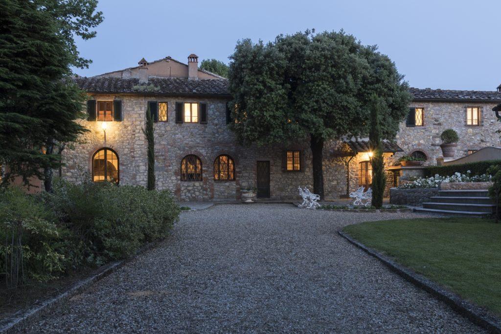 Anniversario Di Matrimonio Toscana.Villa La Selva Un Anniversario Di Matrimonio Che Profuma Di