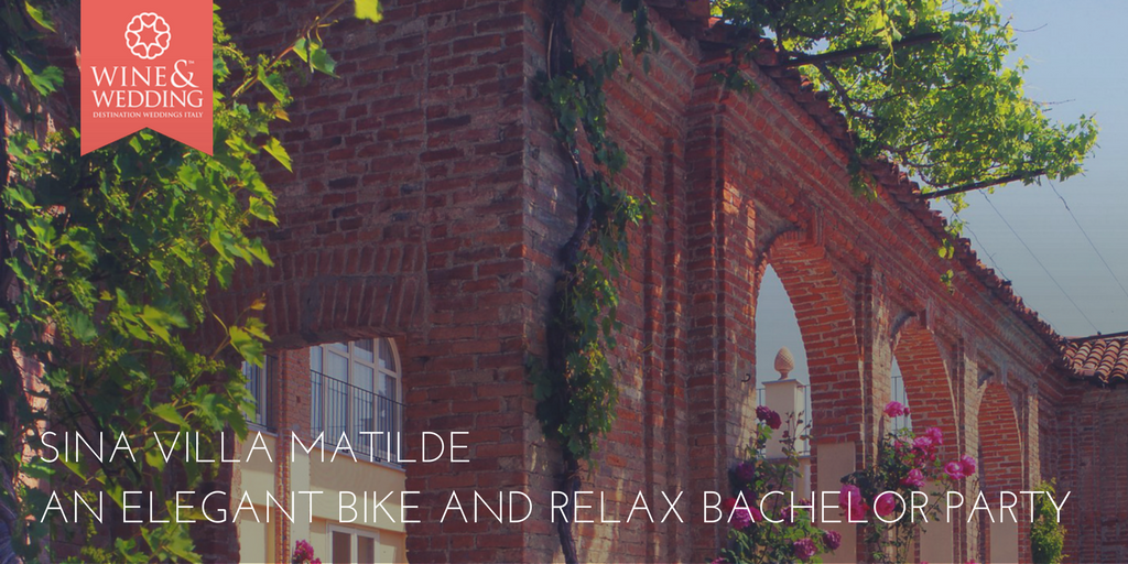 Sina Villa Matilde – Un elegante addio al celibato bike and relax