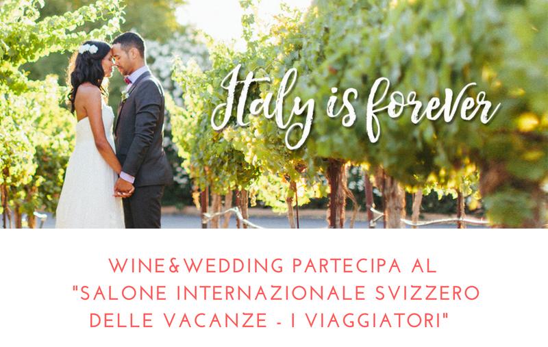 Wine & Wedding al Salone Internazionale Svizzero delle vacanze