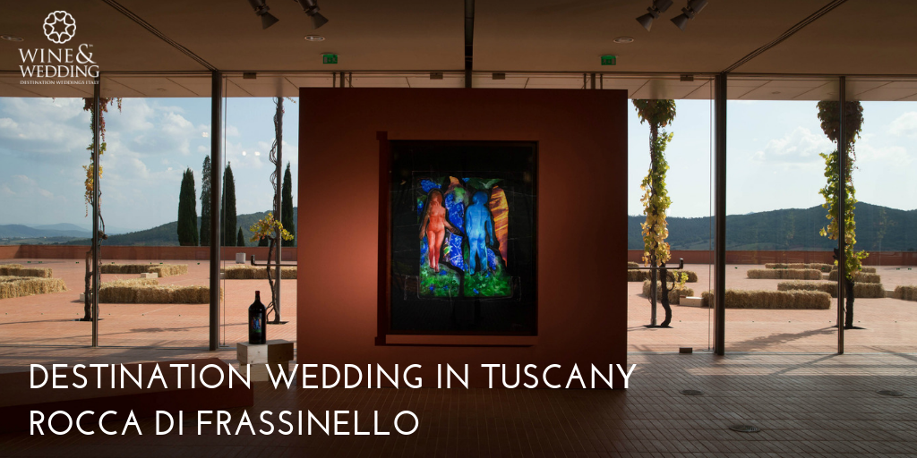 Destination Wedding Rocca di Frassinello, Tuscany