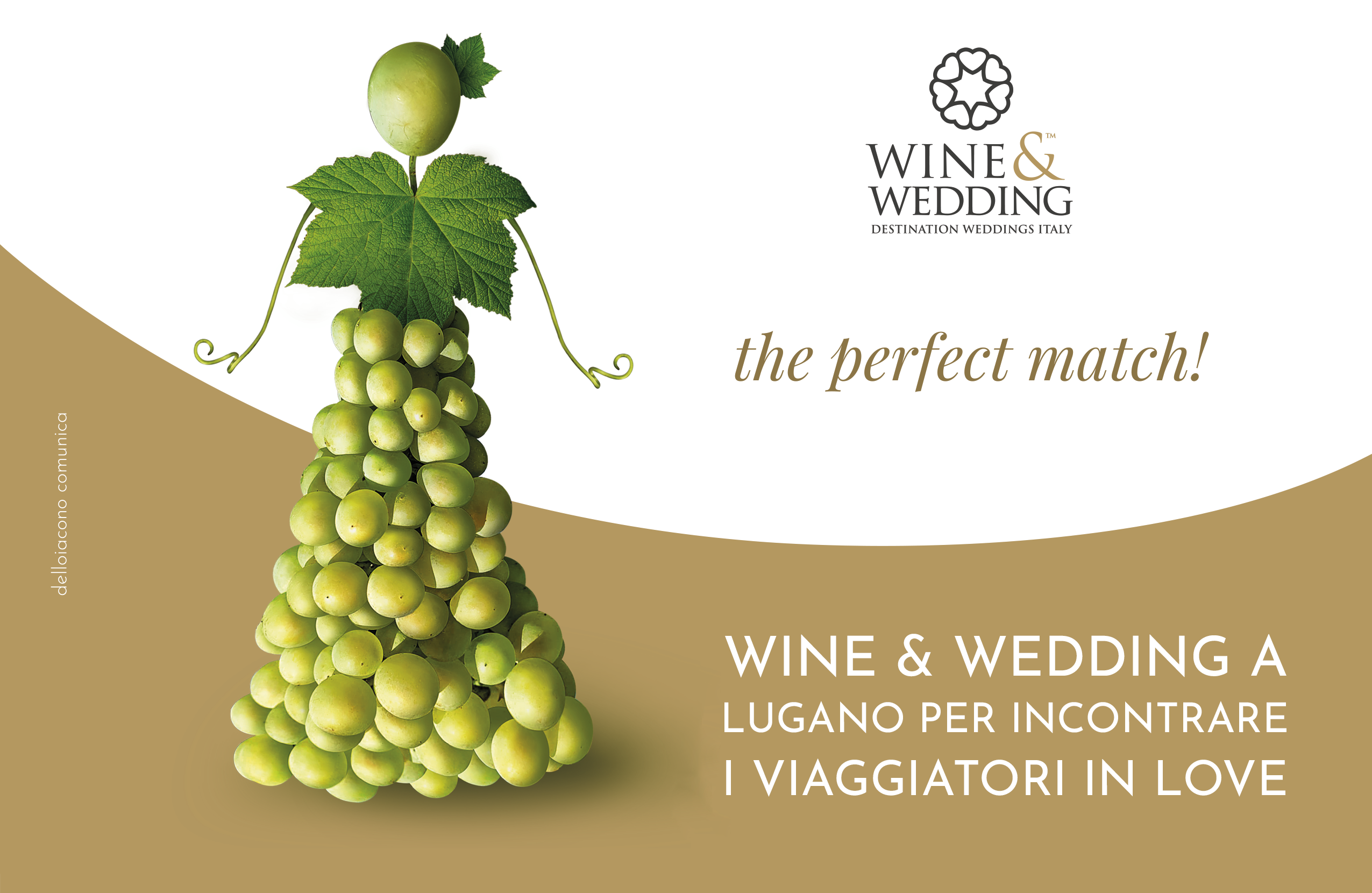 Wine & Wedding a Lugano per incontrare i Viaggiatori In Love